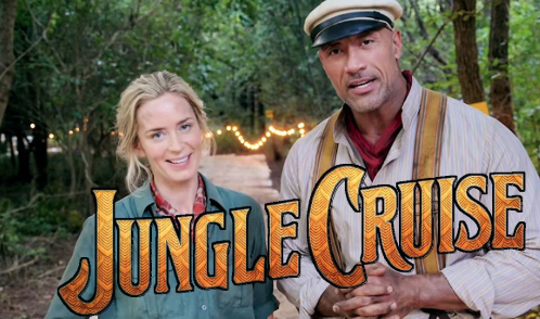 'Jungle Cruise' Splashes Up! Dwayne Johnson & Emily Blunt take the Adventure