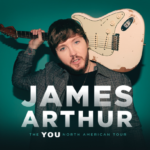 James Arthur Annc's 2020 North American 'The You Tour'