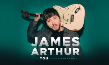 James Arthur Annc's 2020 North American 'The You Tour'
