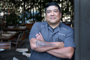 Executive Chef Jason Francisco