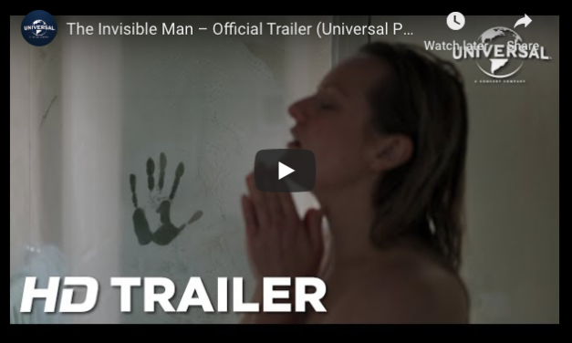 Elisabeth Moss Fights for Her Life to Find 'The Invisible Man' – Movie Trailer