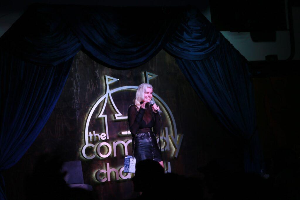 Actress / comedian Eugenia Kuzmina