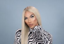 Jack Daniel's Tennessee Fire Teams Up With Los Angeles Drag Queen Kimora Blac For Summer Glamp Sweepstakes.