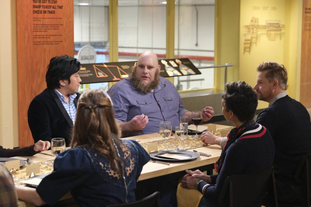 Tillamook-Creamery-Executive-Chef-Josh-Archibald-Padma-Lakshmi-Tom-Colicchio-Gail-Simmons-Dale-Talde