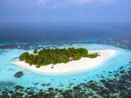 Gaathafushi Island at W Maldives