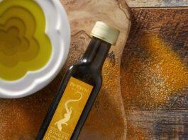 McEvoy Ranch Ginger Turmeric Olive Oil