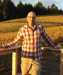 Lenne' Estate Winemaker Steve Lutz